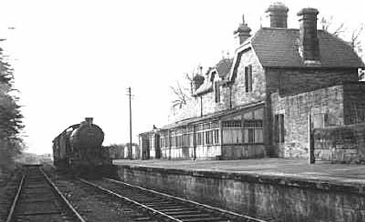 Ilderton Station