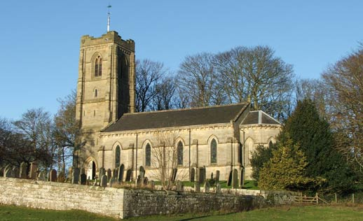 Holy Trinity Church, Cambo