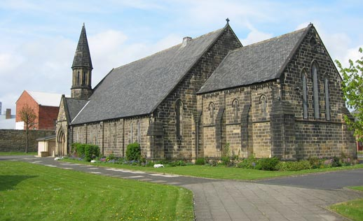 All Saints, Monkwearmouth