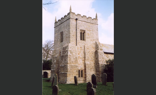 St Bartholomew's Church, Kirkwhelpington
