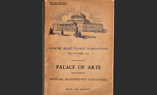 Palace of Arts, the North East Coast Exhibition, 1929